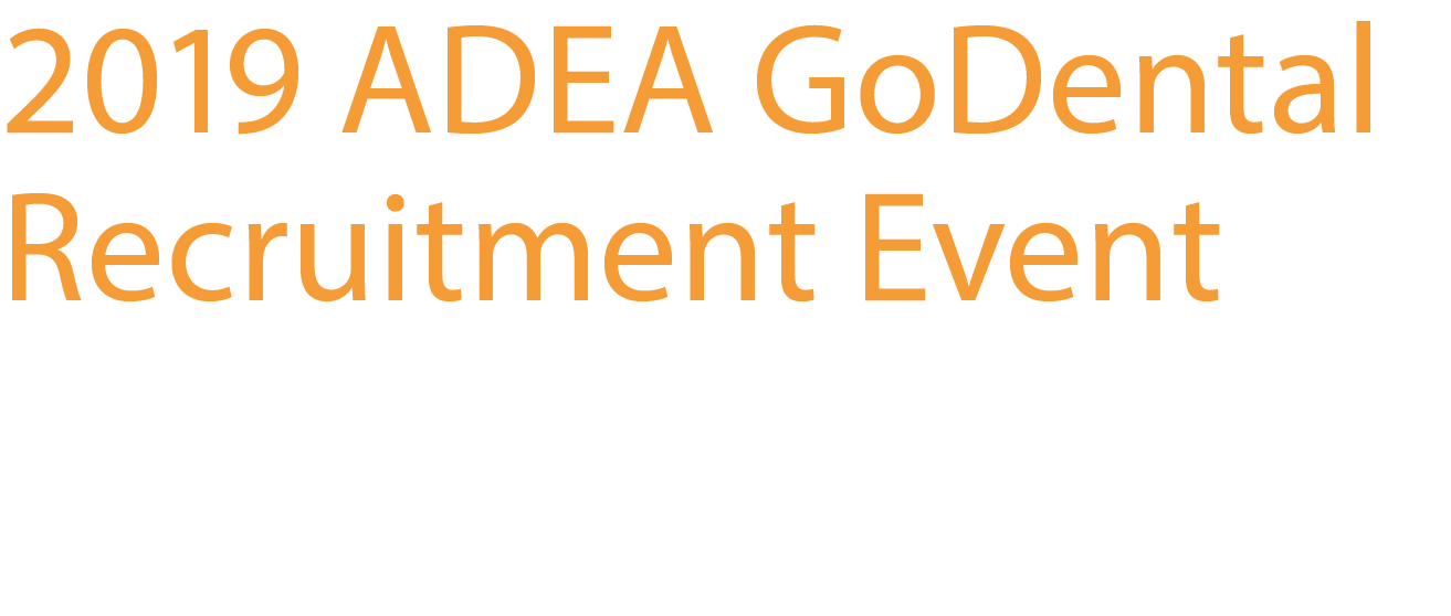 2019 GoDental Recruitment Event | March 16  | Chicago, IL