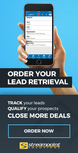 Order Your Lead Retrieval